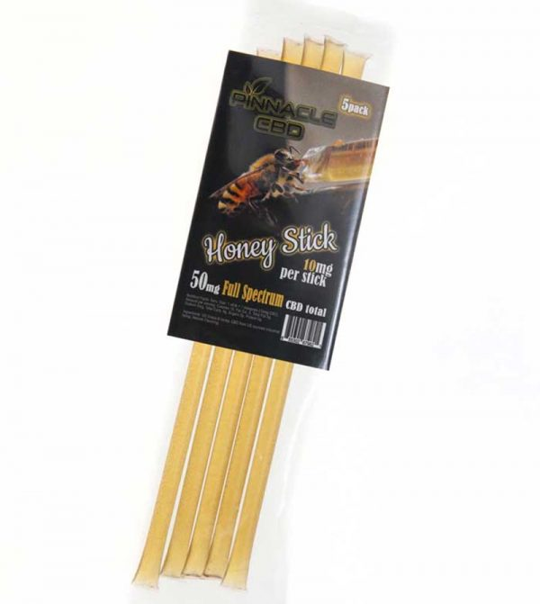 Honey Sticks 5 Pack