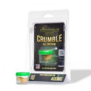 CBD Crumble 400MG