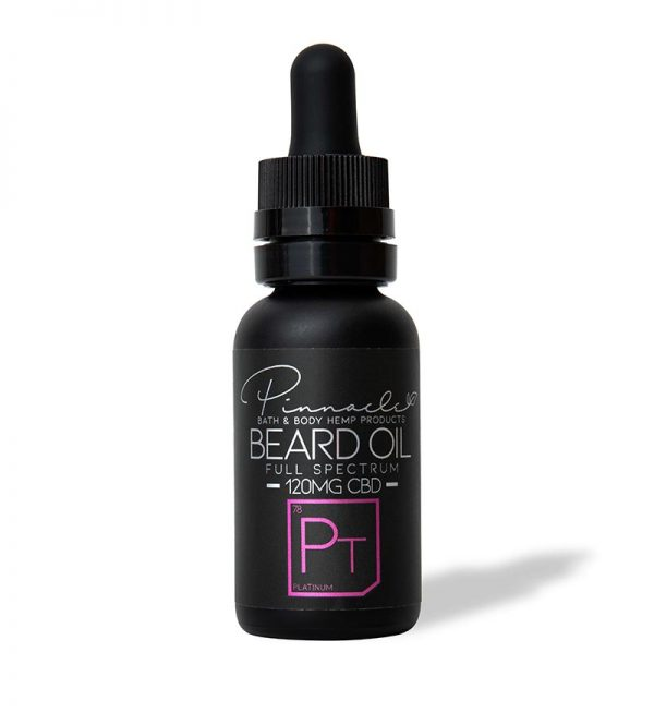 Beard Oil Platinum