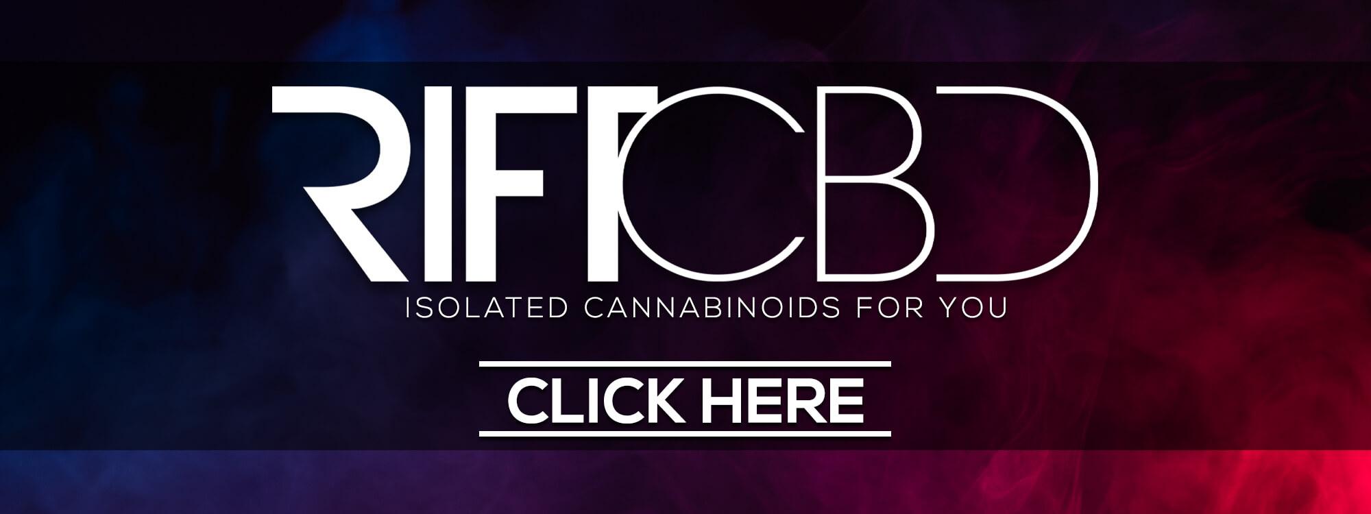 Rift CBD Web Banner